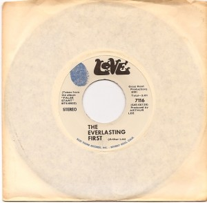 LoveEverlastingUS, Love, Arthur Lee, Blue Thumb, Bob Krasnow