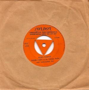 DuaneEddyRebelUKA, Duane Eddy, Lee Hazelwood, Jamie, American London, Reprise, RCA