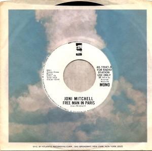 JoniFree, Joni Mitchell, Reprise, Asylum
