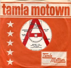 KimWestonHelplessUKA, Kim Weston, Tamla, Motown, Holland-Dozier-Holland