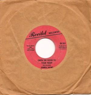 DarrellBanksOpenDoorUS,  Darrell Banks, Stateside, Revilot, Northern Soul