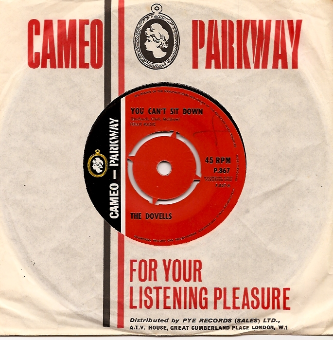 Cameo Parkway « SO MANY RECORDS, SO LITTLE TIME