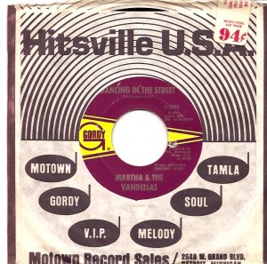 MarthaVandellasDancingUS, Martha & The Vandellas, Martha Reeves & The Vandells, Stateside, Gordy, Marvin Gaye