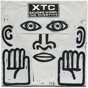 XTCSensesPS, XTC, Steve Lillywhite, Virgin