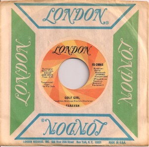 CaravanGolf, Caravan, London, Decca, Deram