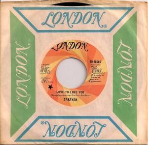 CaravanLoveToLove, Caravan, London, Decca, Deram