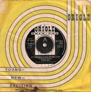 MarvinStubborn, Marvin Gaye, Oriole, Tamla, Motown