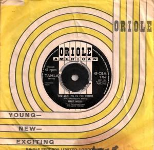 MaryWellsPunchUK, Mary Wells, Atco, Motown, Oriole
