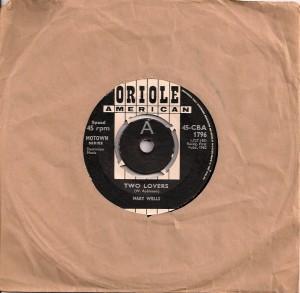 MaryWellsTwoUKA, Mary Wells, Atco, Motown, Oriole