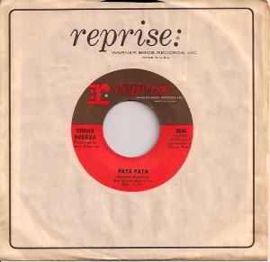 MiriamPata, Miriam Makeba, Jerry Ragovoy, Reprise