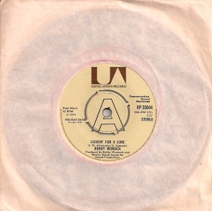 BobbyWomackLookin, Bobby Womack, The J. Geils Band, United Artists, Atlantic
