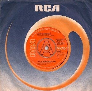 DeanCourtneyNeedYou, Dean Courtney, RCA, Northern Soul