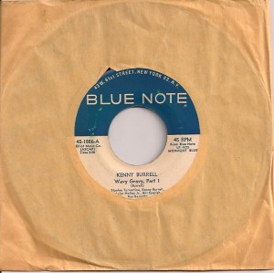 KennyBurrell1, Kenny Burrell, Blue Note, Stanley Turrentine, Ray Barretto