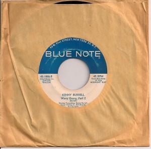 KennyBurrellWavy2, Kenny Burrell, Blue Note, Stanley Turrentine, Ray Barretto