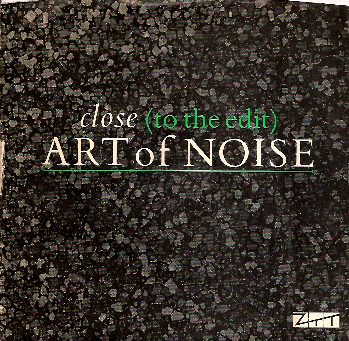 Art of Noise — Close (to the Edit) (studio acapella)