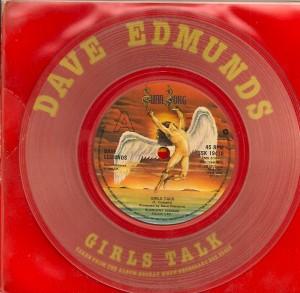 DaveEdmundsGirls, Dave Edmnds, Rockpile, Swan Song
