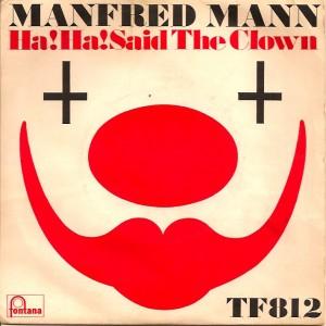 ManfredHaHaUKPSA, Manfred Mann, Fontana, Mercury