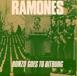 RamonesBonzo, The Ramones, Joey Ramone, Johmmy Ramone