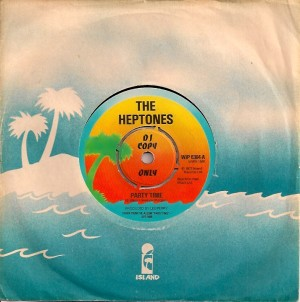 HeptonesParty, The Heptones, Lee Perry, The Upsetters