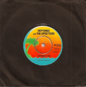 HeptonesSufferers, The Heptones, The Upsetters, Lee Perry, Chris Blackwell, Island