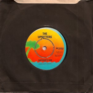 UpsettersSufferersDub, The Heptones, The Upsetters, Lee Perry, Chris Blackwell, Island