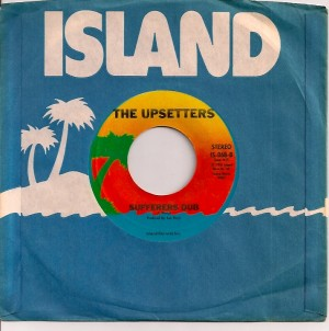 UpsettersSufferersUS, The Heptones, The Upsetters, Lee Perry, Chris Blackwell, Island