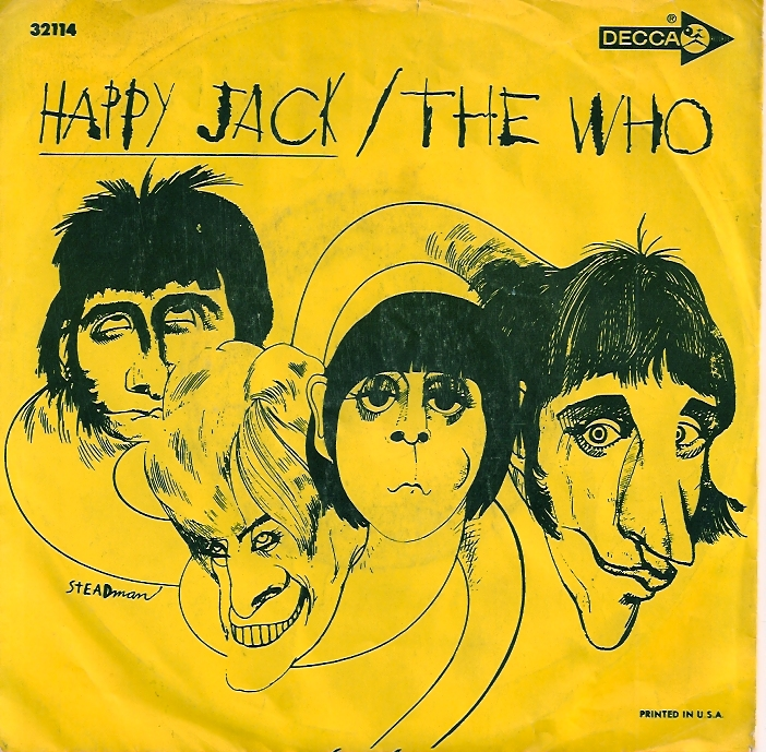 happy jack Song information for happy jack - the who on allmusic.