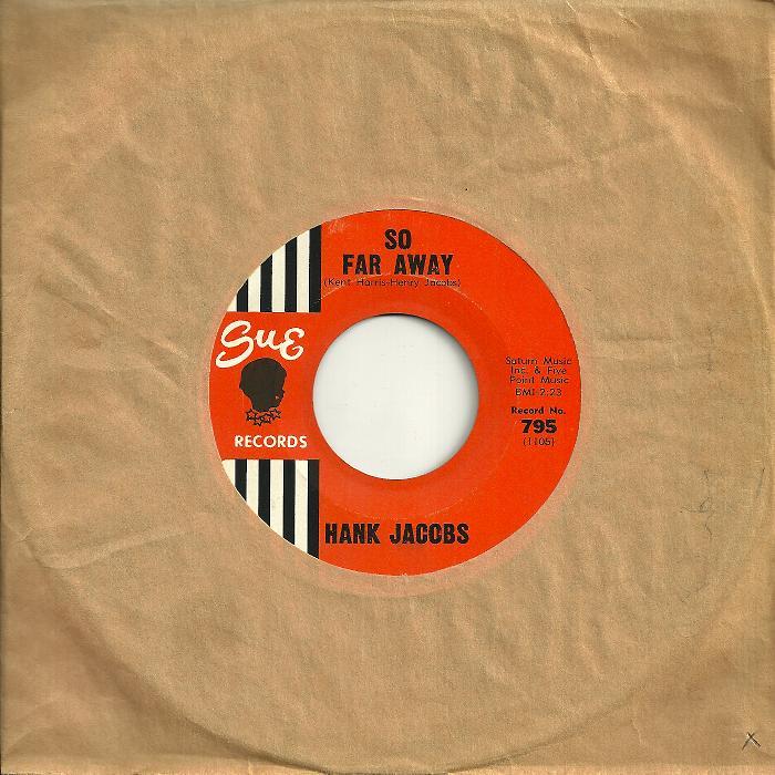 Hank Jacobs East Side Elijah Rockin With Soul