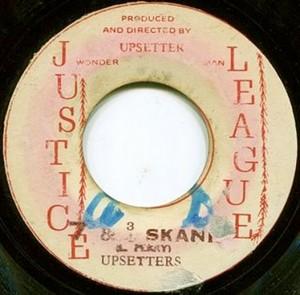 7 & 3/4 Skank / The Upsetters