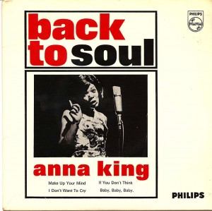 Back to Soul / Anna King