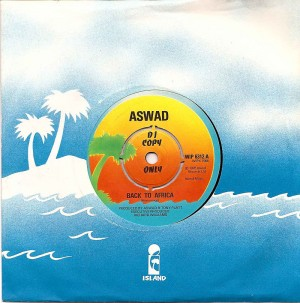 Back To Africa / Aswad