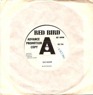 bessiebanksuka1, Bessie Banks, Denny Laine, The Moody Blues, London Records, Red Bird