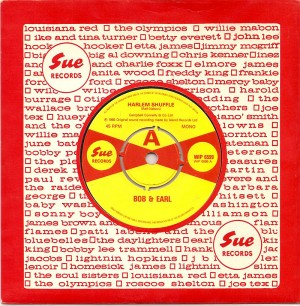 Harlem Shuffle / Bob & Earl