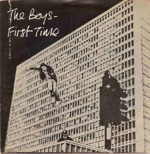 Listen:  First Time / The Boys