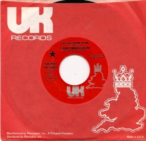 carlosfattyusa, Carl Malcolm, UK Records, Jonathan KIng