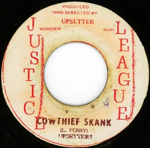 Cow Thief Skank / The Upsetters