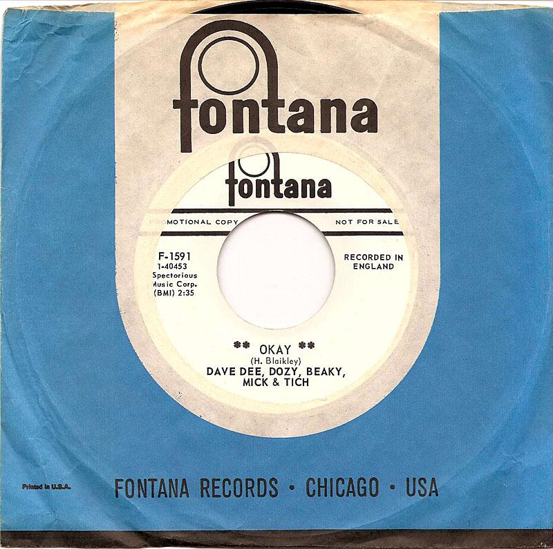 Fontana So Many Records So Little Time