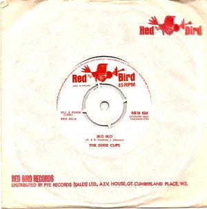 Dixie Cups, Red Bird, Pye, Dr. John, Wild Tchopitulas, James 'Sugar Boy' Crawford