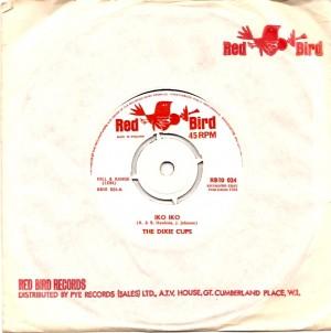 Dixie Cups, Red Bird, Pye, Dr. John, Wild Tchopitulas, James 'Sugar Boy' Crawford