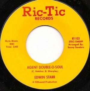 Agent Double-O-Soul / Edwin Starr