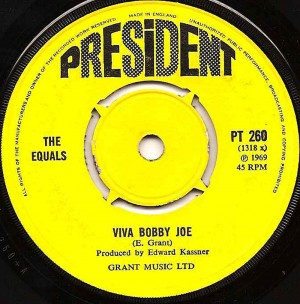 Viva Bobby Joe / The Equals