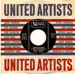 garnetmimmscry, Garnet Mimms & The Enchanters, United Artisits, Jerry Ragovoy