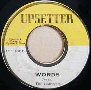 Words / The Gatherers