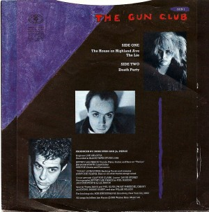 Death Party / Gun Club