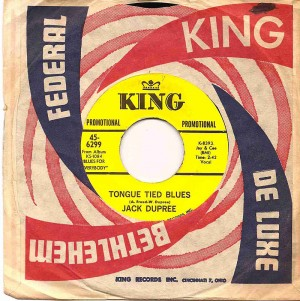 Tongue Tied Blues / Jack Dupree