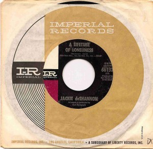 A Lifetime Of Loneliness / Jackie DeShannon