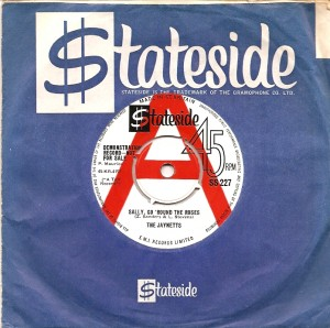 jaynettesuka, Jaynetts, Stateside, Tuff Records, Zelma Sanders