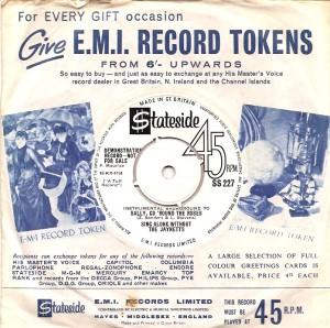 jaynettsukb,  Jaynetts, Stateside, Tuff Records, Zelma Sanders