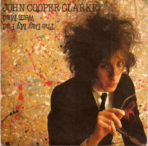 jccpadps, John Cooper Clarke, Howard Thompson, Epic