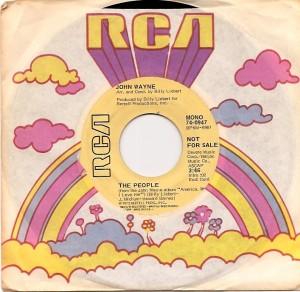 johnwayneusa, John Wayne, RCA